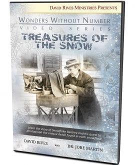 Treasure of the Snow DVD