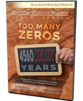 Too Many Zeros DVD