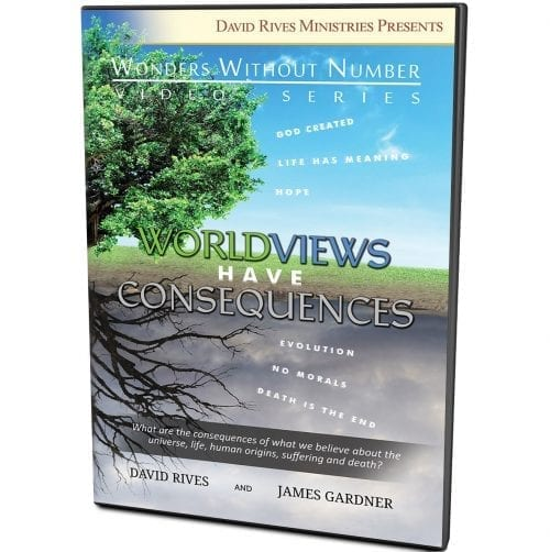 Worldviews Have Consequences DVD
