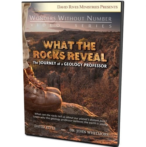 What The Rocks Reveal DVD