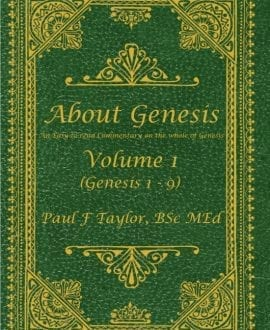 About Genesis Book