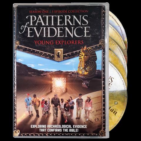 Young Explorers DVD Set