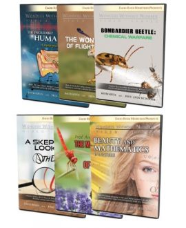 "The Prof. Andy McIntosh ""Wonders"" Video Bundle"