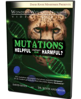 Mutations Helpful or Harmful? DVD