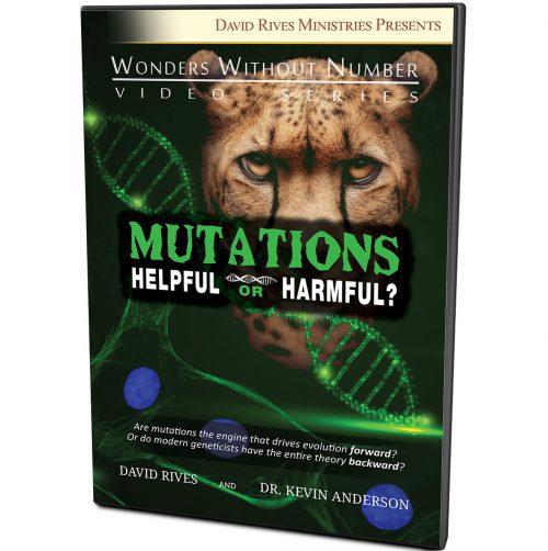 Mutations Helpful or Harmful? DVD