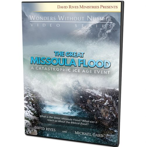 The Great Missoula Flood DVD