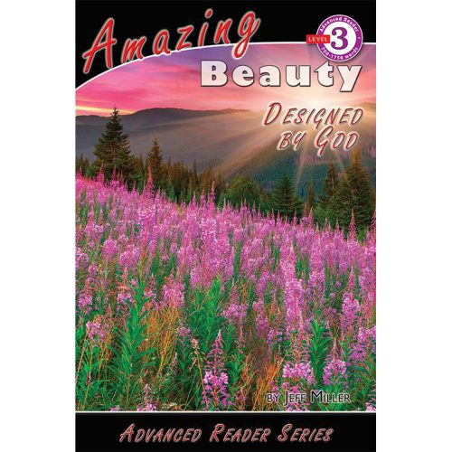 Amazing Beauty Designed by God Book