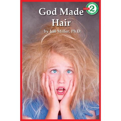 God Made Hair Book