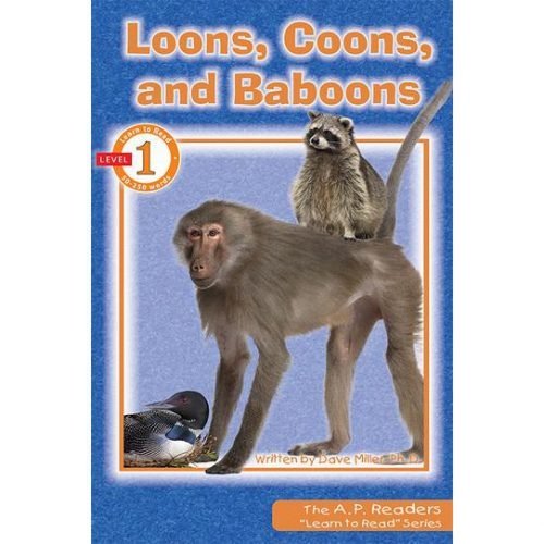 Loons, Coons, and Baboons Book