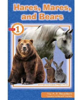 Hares, Mares, and Bears Book
