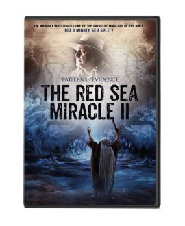 PATTERNS OF EVIDENCE: THE RED SEA MIRACLE PART 2 DVD