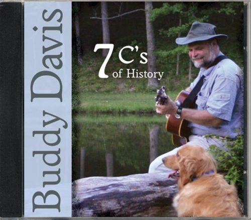 Buddy Davis: 7 C's of History Music CD