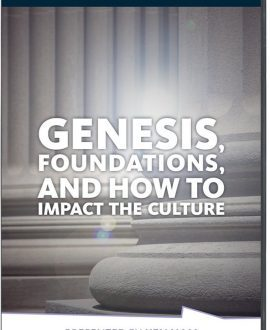 Genesis, Foundations, and How to Impact the Culture DVD