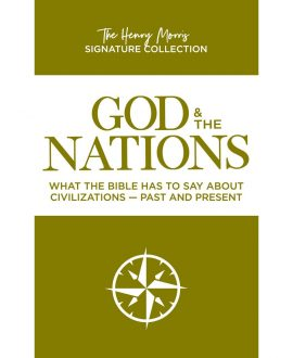 God & The Nations Book