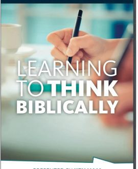 Learning to Think Biblically DVD
