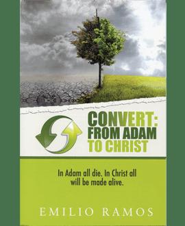 Convert From Adam to Christ Book