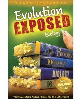 Evolution Exposed Biology Book