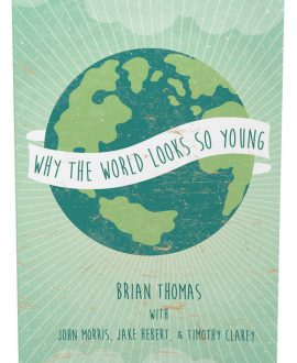 Why The World Looks So Young Book