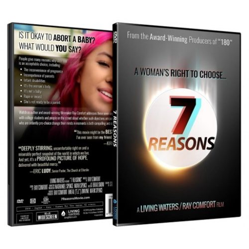 7 Reasons - A Woman's Right To Choose...Video