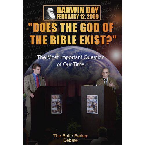 Does God Exist? DVD