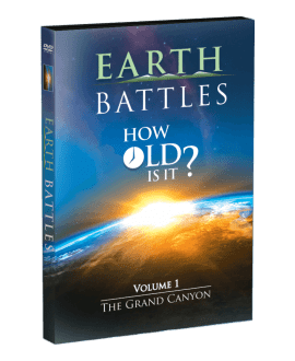 Earth Battles DVD