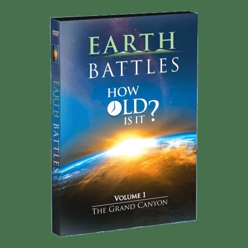 Earth Battles DVD