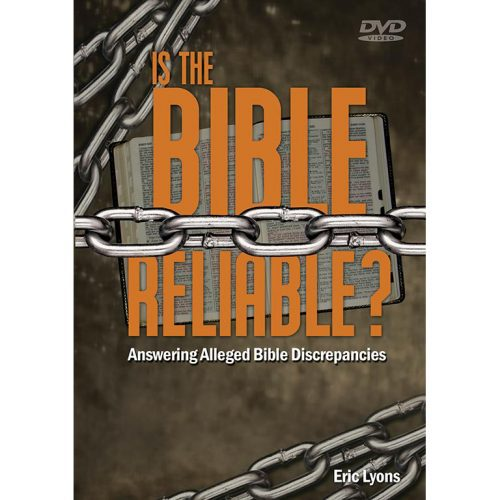 Is The Bible Reliable DVD