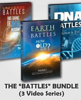 "The ""Battles"" Bundle - 3 Video Series"