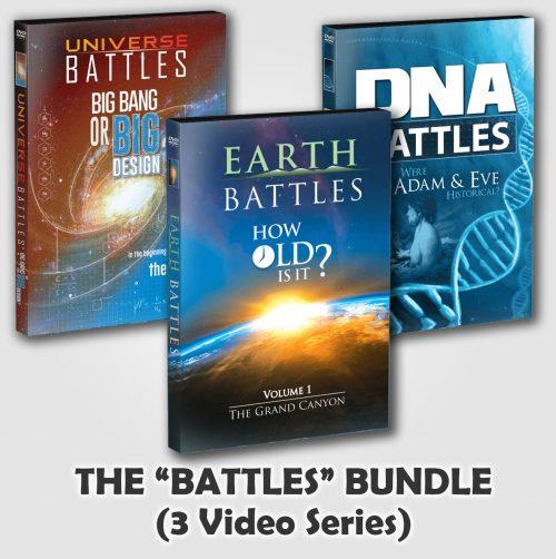 "The ""Battles"" Bundle - 3 Video Series"