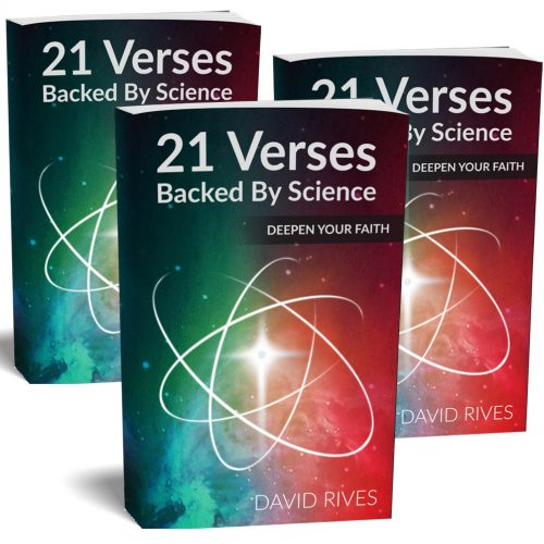 21 VERSES BACKED BY SCIENCE - BIBLE KNOWS BEST Book