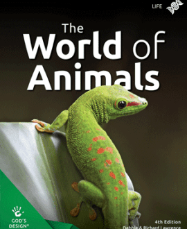 The World of Animals- Gods Design | AIG