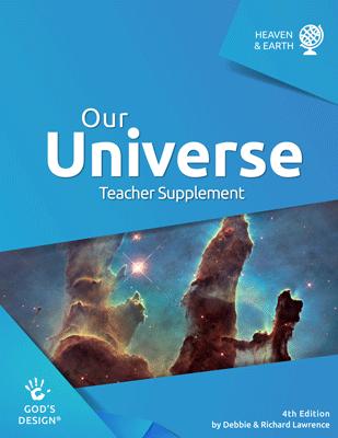 Our Universe - God's Design Teacher Supplement |AIG