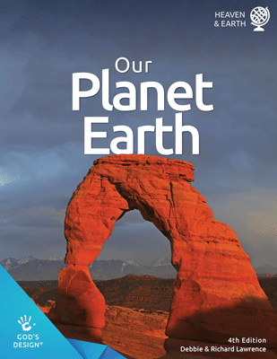 Our Planet Earth - God's Design | AIG