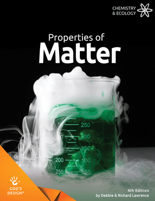 Properties of Matter - God's Design | AIG