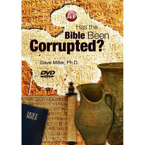 Has The Bible Been Corrupted DVD