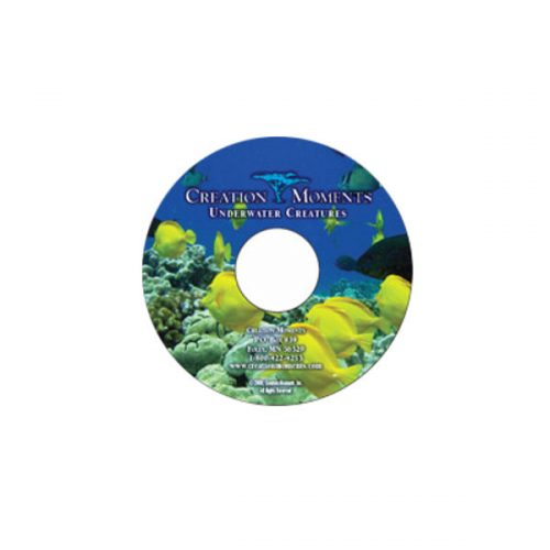 Underwater Creatures- CD | CM