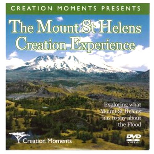 Mount St Helens Creation Experience DVD | CM