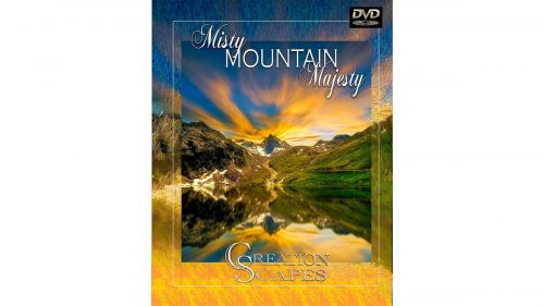 Misty Mountain Majesty- Blu-Ray DVD | Creation Scapes
