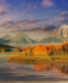 Sunrise in the Tetons Tim Janis- Blu-Ray DVD   Creation Scapes