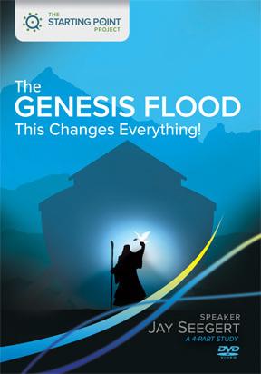 The Genesis Flood DVD