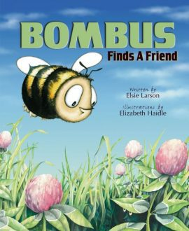 BOMBUS Finds A Friend - Book | MB