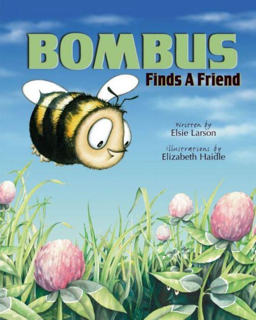 BOMBUS Finds A Friend - Book | MB