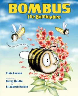 BOMBUS The Bumblebee - Book | MB
