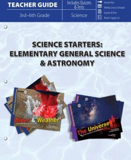 Science Starters: Elementary General Science and Astronomy