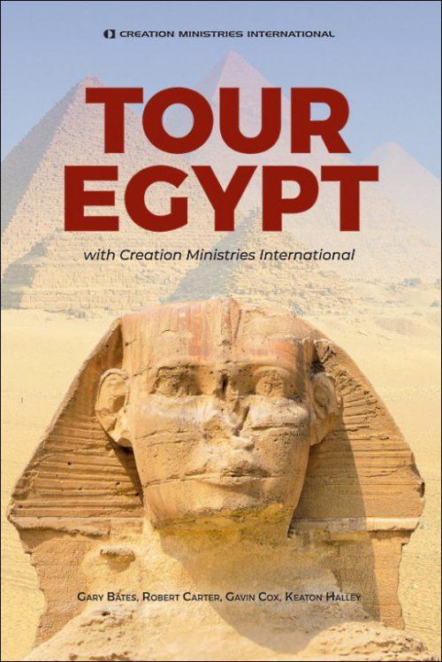Tour Egypt - with Creation Ministries International | CMI