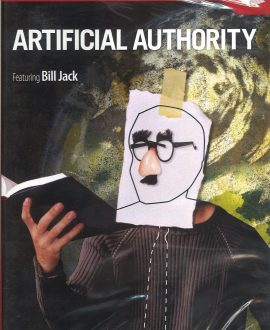 Artificial Authority Ft: Bill Jack - DVD | AIG
