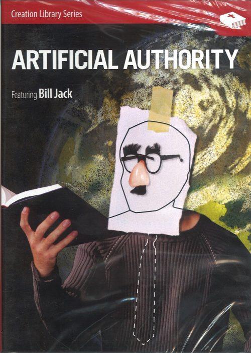 Artificial Authority Ft: Bill Jack - DVD | AIG