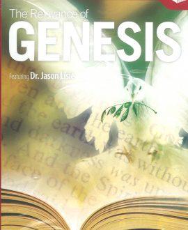 The Relevance of Genesis Ft. Dr Jason Lisle - DVD   AIG