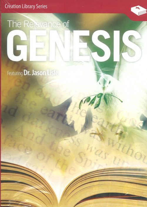 The Relevance of Genesis Ft. Dr Jason Lisle - DVD | AIG