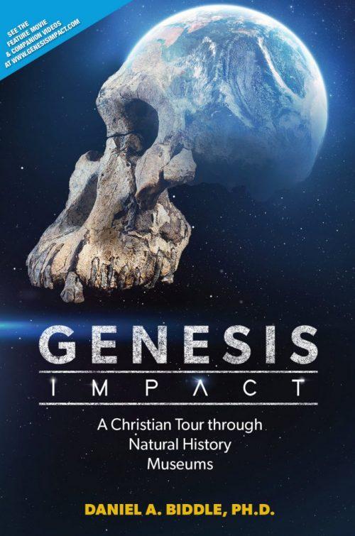 Genesis Impact: A Christian Tour through Natural History Museums - Book   GA